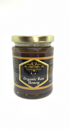 Organic Raw  Manuka Honey 350g